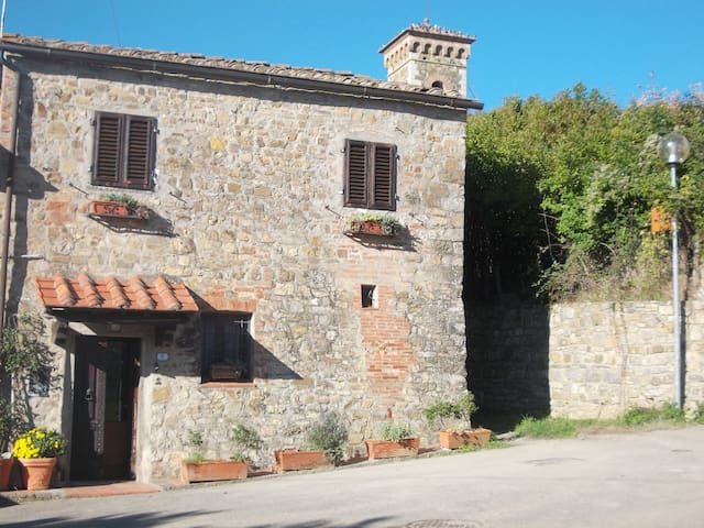 Casavacanze nel Chianti Fiorentino - Barberino Val d'Elsa - House