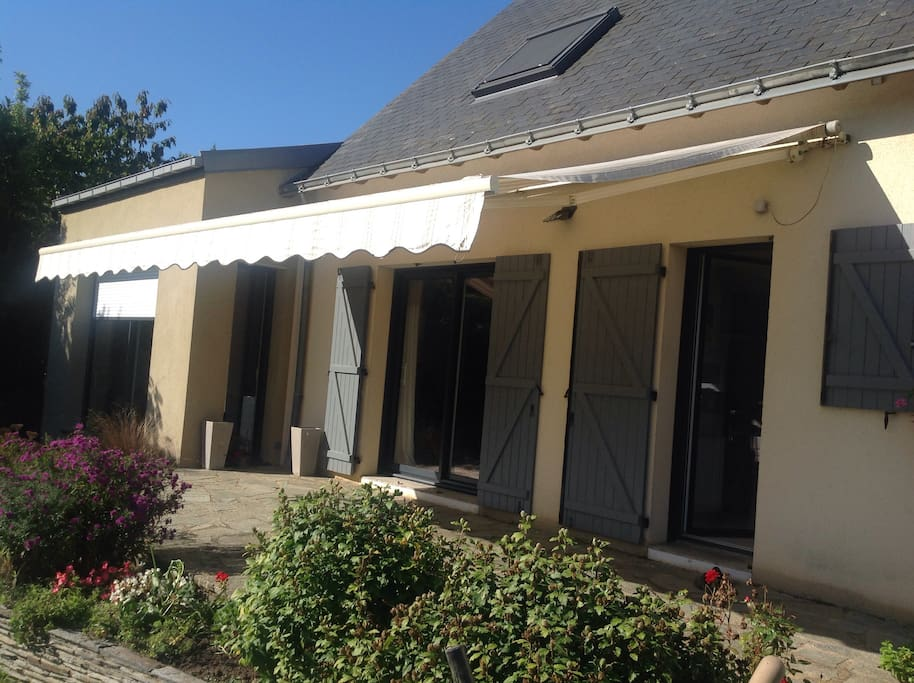 Chambre chez l 39 habitant angers nord houses for rent in - Chambre chez l habitant angers ...