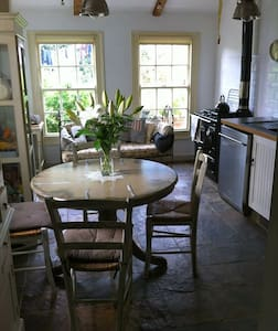 OCTOBER HALF TERM  4 bed  rural country cottage - Dom