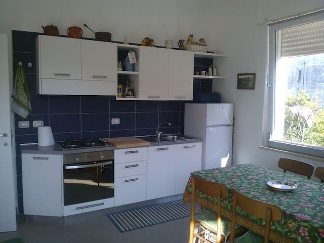 EDERA_Vacanze al mare in Cilento - villammare - Wohnung