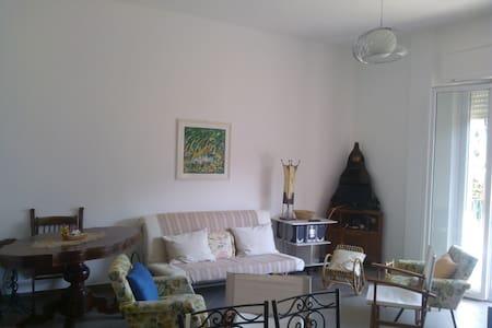 Arancio_Vacanze al mare in Cilento - Villammare - Apartemen