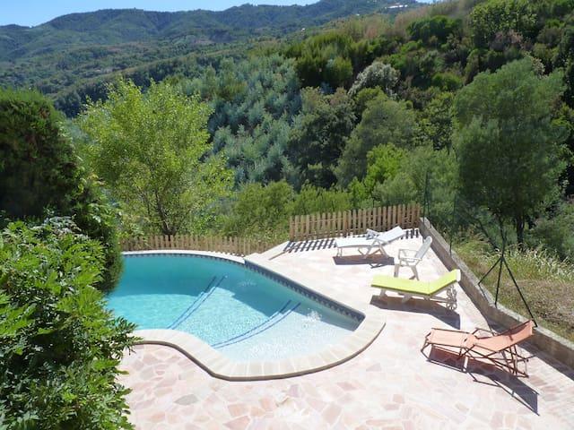 Haven Of Peace Near Cannes - Pégomas - Villa