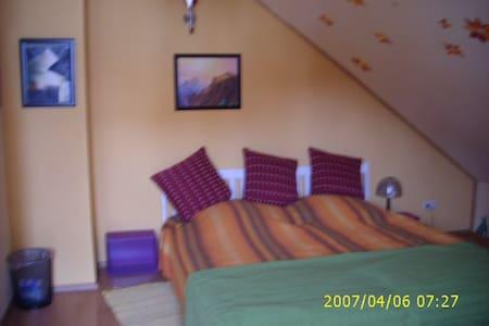 Gemütl. Zimmer im Einfamilienhaus - Liederbach am Taunus - 独立屋