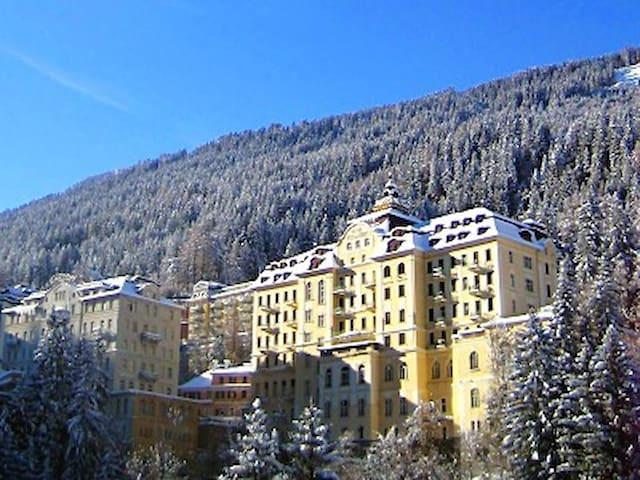 privatwohnung im ehem. grand hotel del europe