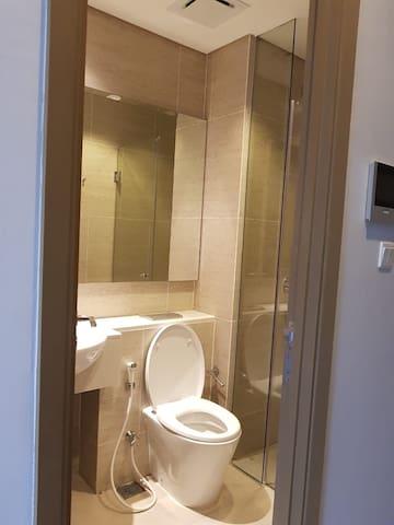 Luxury toilet & bathroom