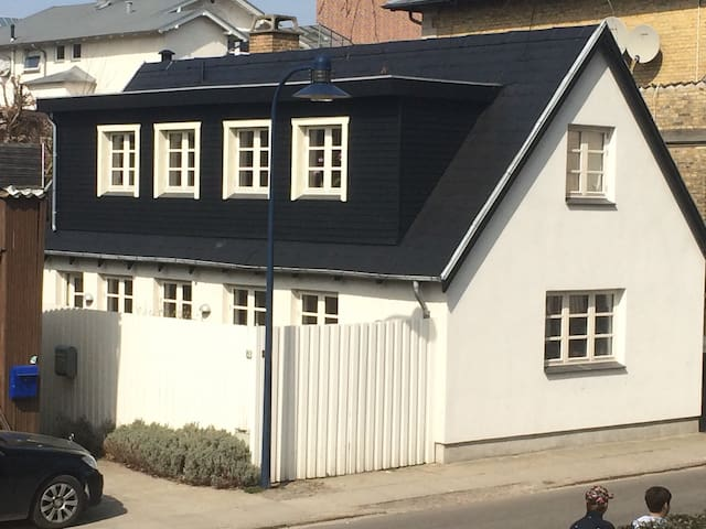 Charming House by the Sea - Klampenborg - Talo