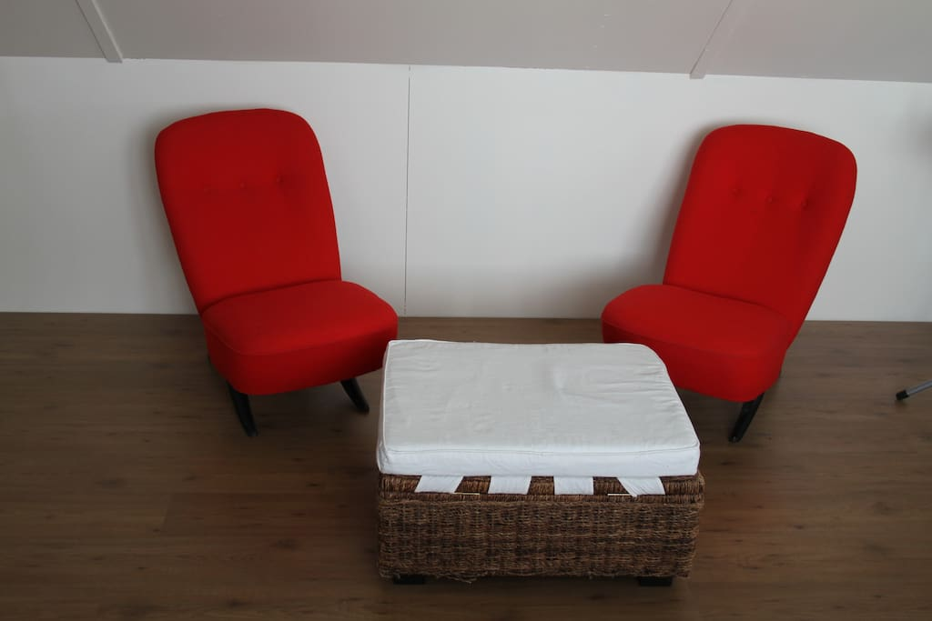 Comfortable seating in your room