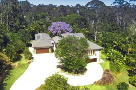 Luxury eco friendly home - Ewingsdale - Haus