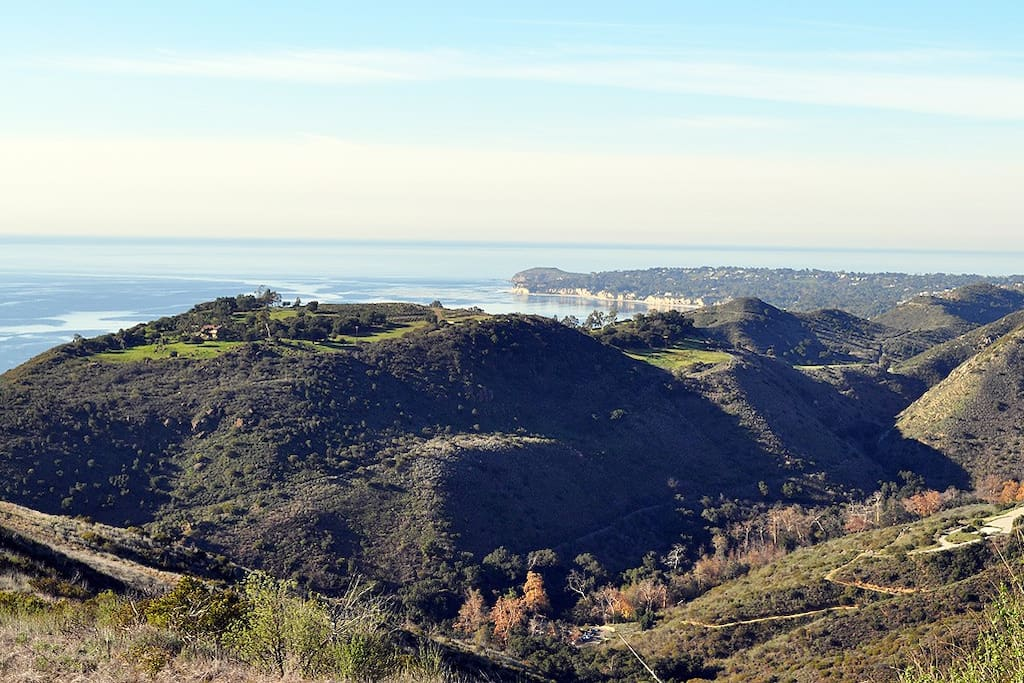 Nearby Malibu hiking trails