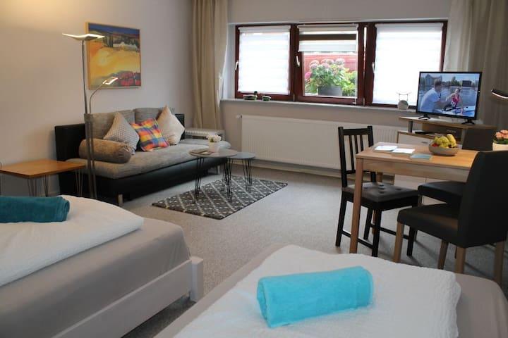 Komfortables Apartment G in der Nähe von Frankfurt