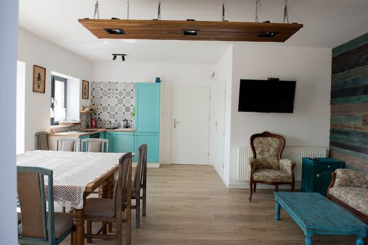 Pasieka Smakulskich Apartament Wiejski
