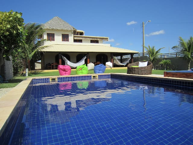 Beautiful Villa - Perfect For kiter & families