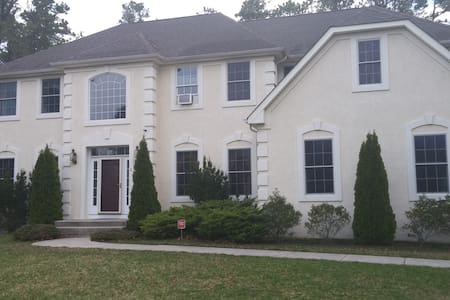 4 BR house 12 min from Ocean City - Hus