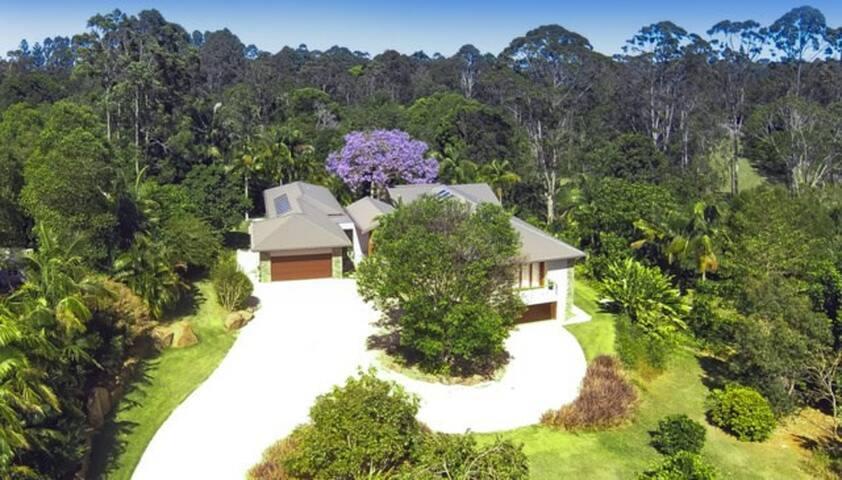 Luxury eco friendly home - Ewingsdale - Huis