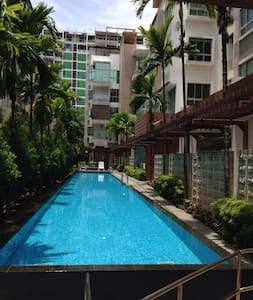 Cosy 2 BR Condo next to Beach & Sea - Singapore