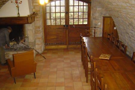 Gite de séjour à la Tour du Viala - Viala-du-Pas-de-Jaux