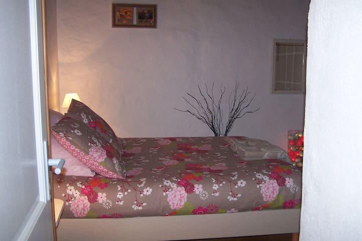 Chambre Chrysalide pour 2 personnes - Marcols-les-Eaux - Bed & Breakfast