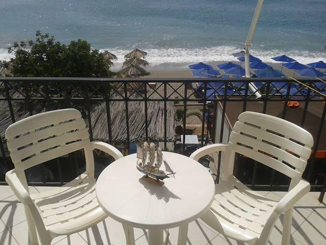 Dimitra Holiday Rooms - Παράλιο Άστρος - Lägenhet