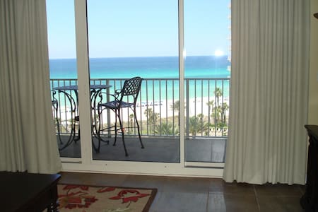 Beautiful Beachfront 7th floor unit - Panama City Beach - Condominium