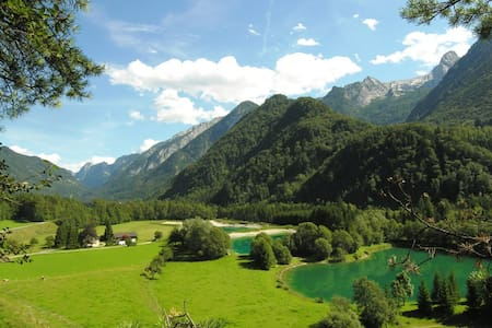 Fishing holiday in old farmhouse near Salzburg - Scheffau am Tennengebirge - 別荘