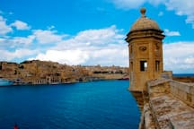 Grand Harbour View from Senglea