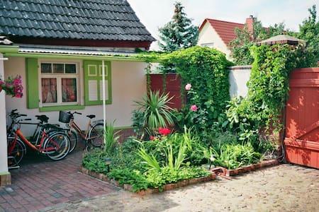 Urlaub auf dem Land - Ferienwohnung - Gräfenhainichen - 独立屋