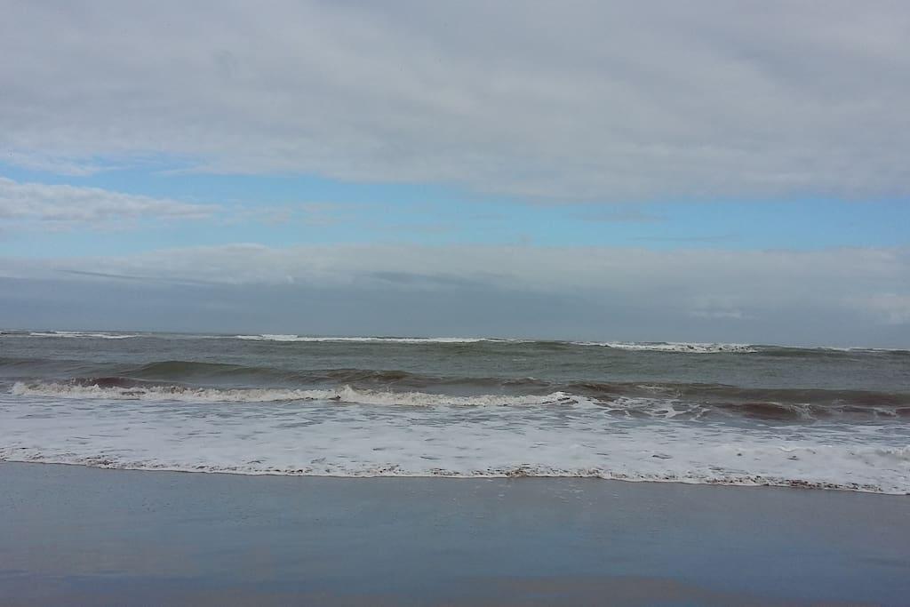 La plage de sidi rahal