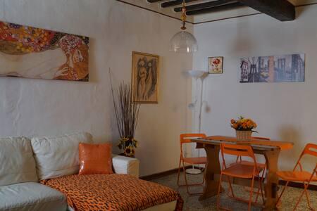 Delizioso appartamento nel borgo di Montecatini