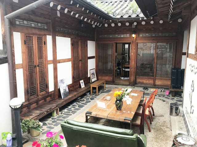 Traditional House & Breakfast /Anguk station 7 min