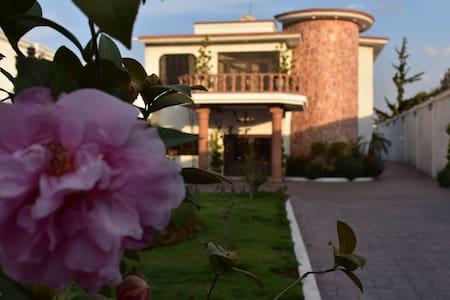 """Casa Lavanda - Orquídea"" Teotihuacan B & B - San Juan Teotihuacan de Arista - 住宿加早餐"
