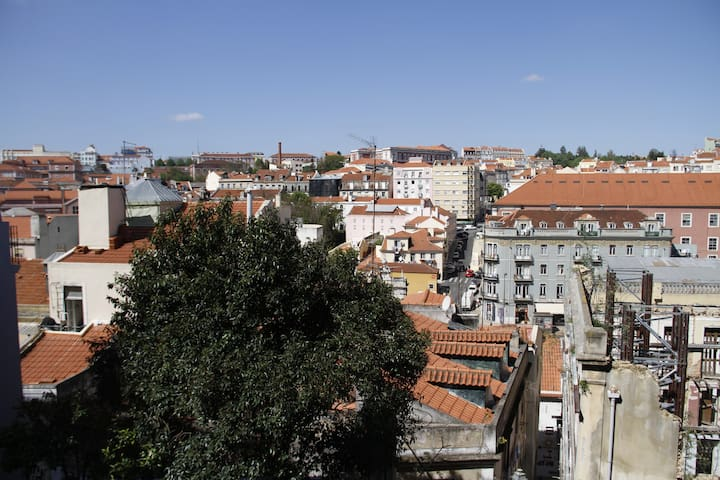 Lisbon Belvedere Intendente Terrace
