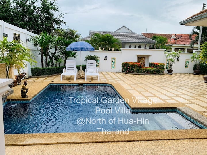 Tropical Garden Village - Pool Villa (HuaHin)