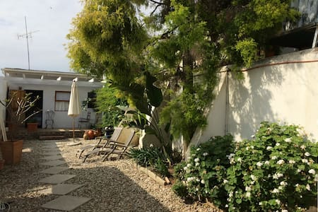 Petite Room with private garden - Tulbagh - Гестхаус