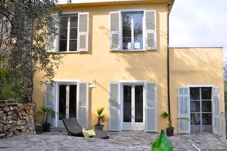CASA GALLO - Haus m.  Garten, Meerblick, Parkplatz - Bellissimi - Haus