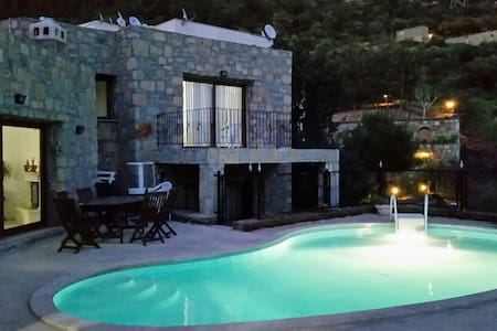 Luxury Bodrum Villa With Own Pool