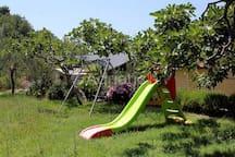 Children's slider