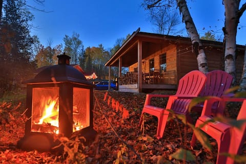 Cozy Cottage #2 w/ Fireplace + Lakeview