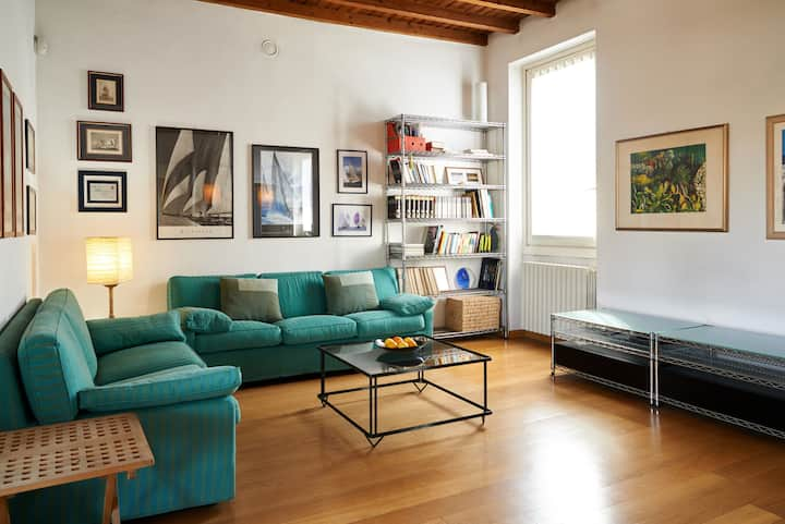 Lovely apartment 1 BR in Agrate