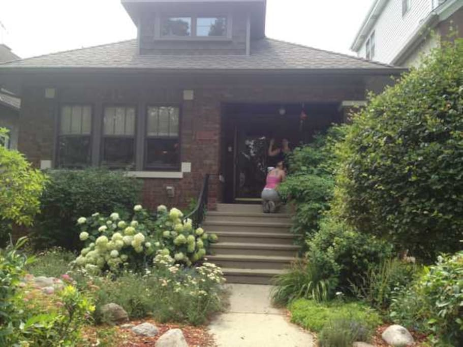 Beautiful Home See Chicago Room 1