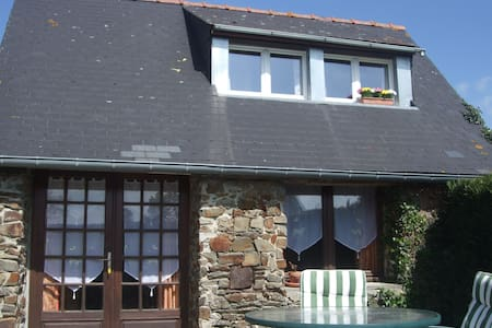 La Porcherie - cosy cottage for two - Donnay