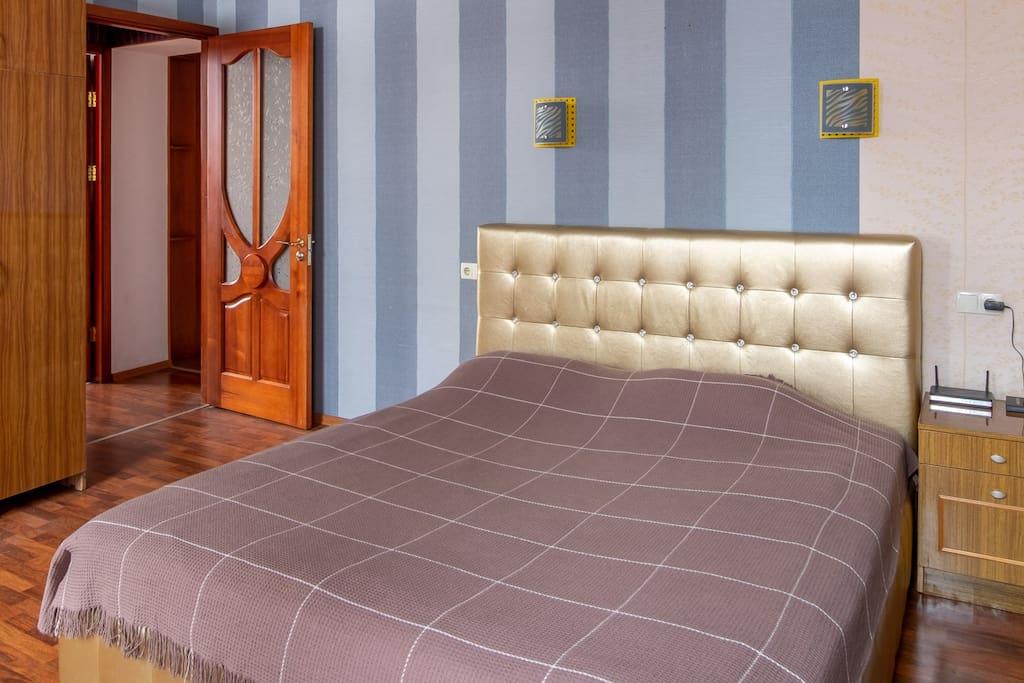 Romantic in Old City - Bedroom