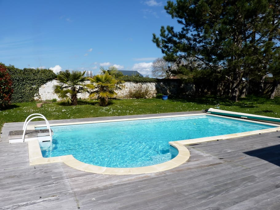 Belle maison moderne avec piscine houses for rent in - Belle piscine ile de france ...