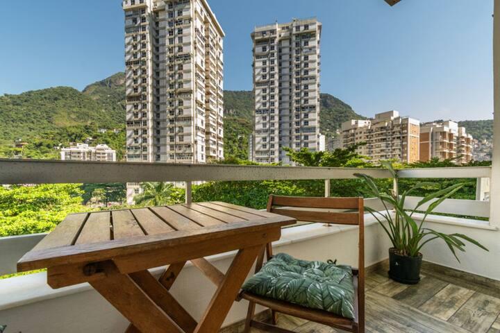 Shared Apartment in Rio, São Conrado - Zona Sul