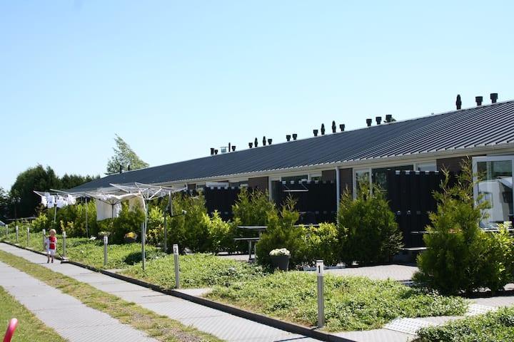 Mooi appartementen in het Groen 20km van Amsterdam