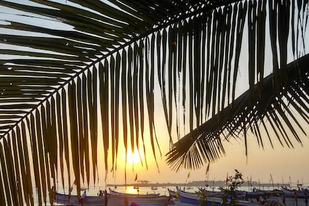 Malvan-Dandi Beach Homestay - Malvan - Bed & Breakfast