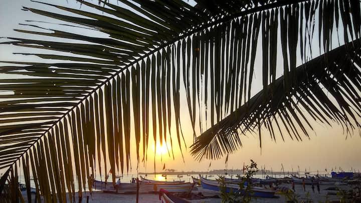 Malvan-Dandi Beach Homestay