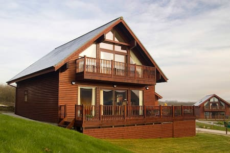 Aspen Lodge 4*- Cornish Holiday Lodges - Winnard's Perch
