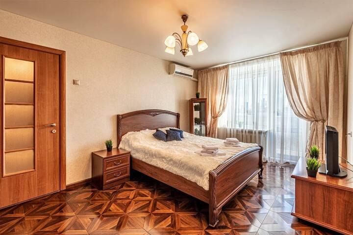 Апартаменты на Бутырском Валу