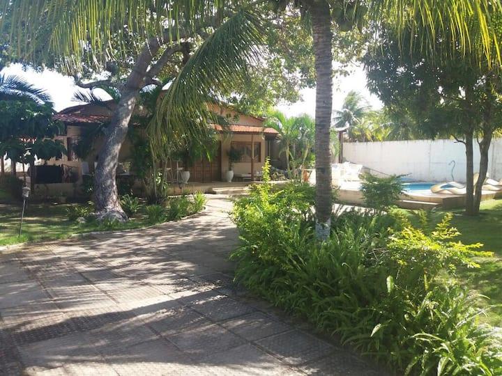 Casa Praia na Barrra Sto Antonio