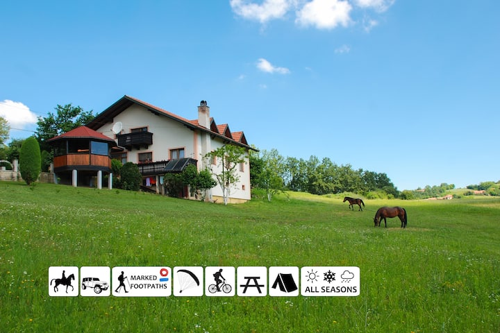 Eco farm Milanovic - room 1